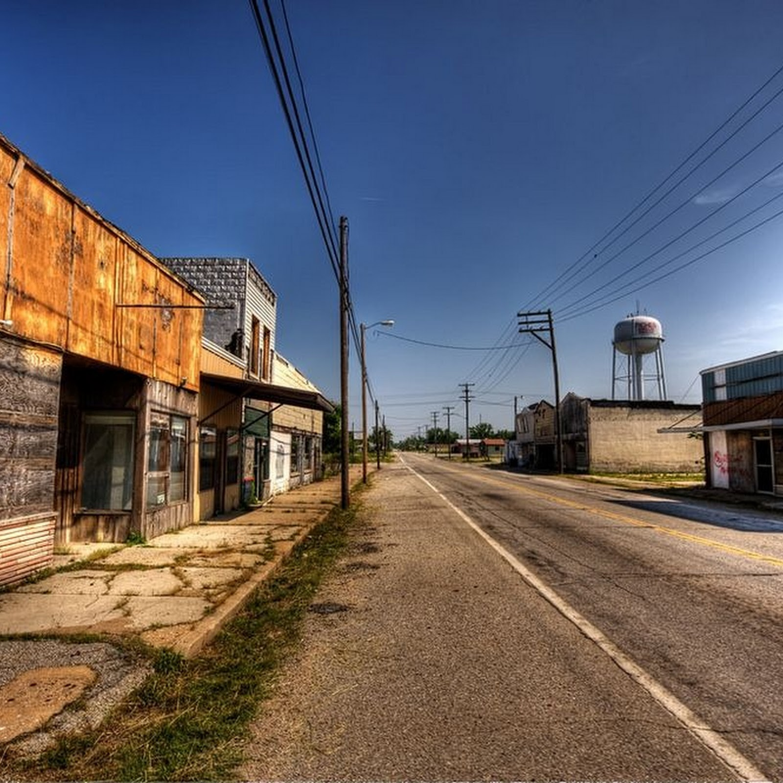 The Toxic Ghost Town of Picher