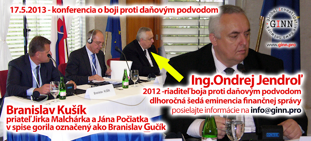 Ondrej Jednroľ, Branislav Kušík