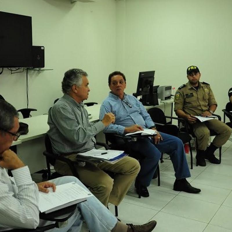 Gabinete de Gestão Integrada discute ações de combate à violência em Mossoró