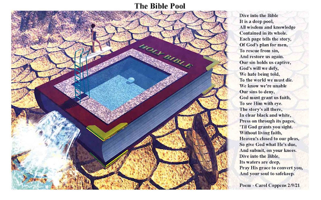Dive into the Bible Pool