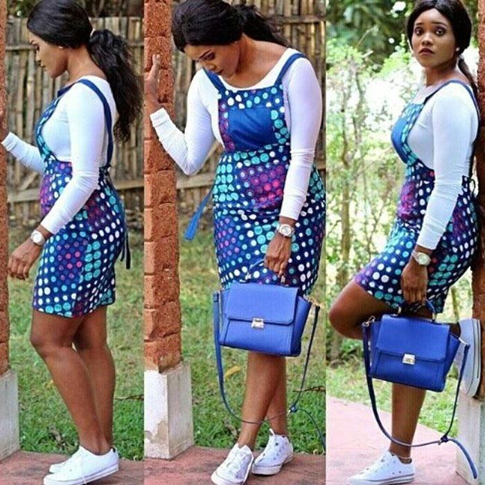 new short ankara gown styles (14)