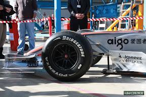 2007-2008 McLaren Mercedes F1