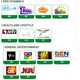 TStv kids entertainment channels