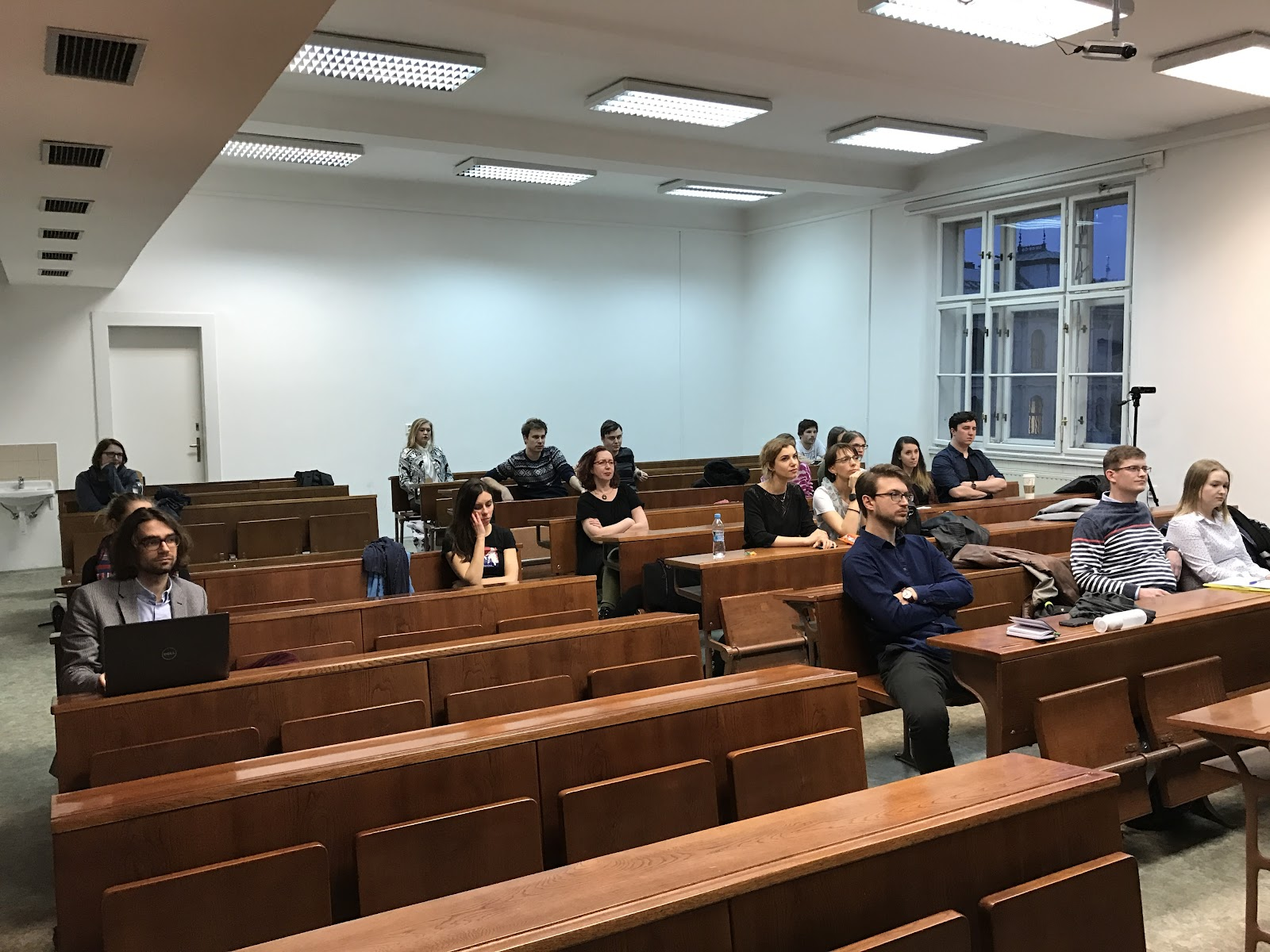 """Ondřej Špaček - """"Punk at the UK: Sociální zakotvení estetických preferencí na příkladu studentů Univerzity Karlovy"""""""