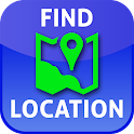 Find Location: For Travelers icon