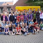 Jeugdkamp in Vlodrop op 12 en 13 september 2009