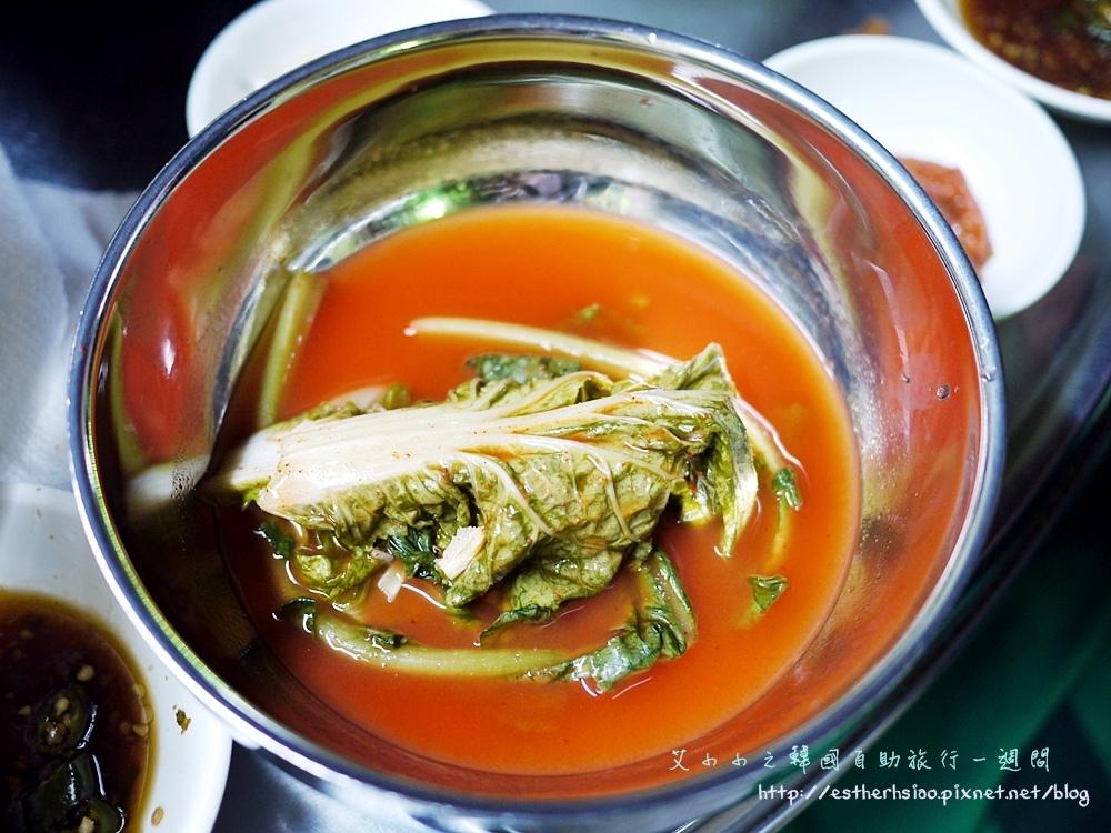 71 冷泡菜湯