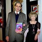 """Con el Exmo Sr. Embajador y Cónsul General de Paraguay en España a quien regalé mi libro """"El diario de Yasmín"""""""