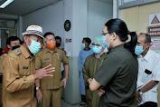 Selain Melakukan Penekanan Kepada RS Swasta, Kang Jimat Juga Pantau Kesiapan Nakes, Sarana dan Prasarana Kesehatan