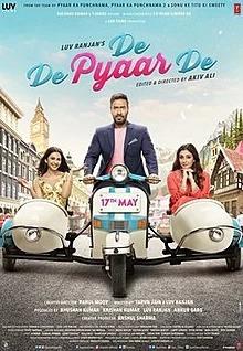 De De Pyaar De (2019) Watch & Download HD Movie Online