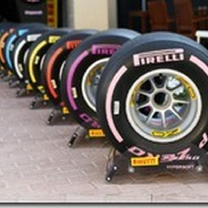 Pirelli comunica le mescole per l'Azerbaigian