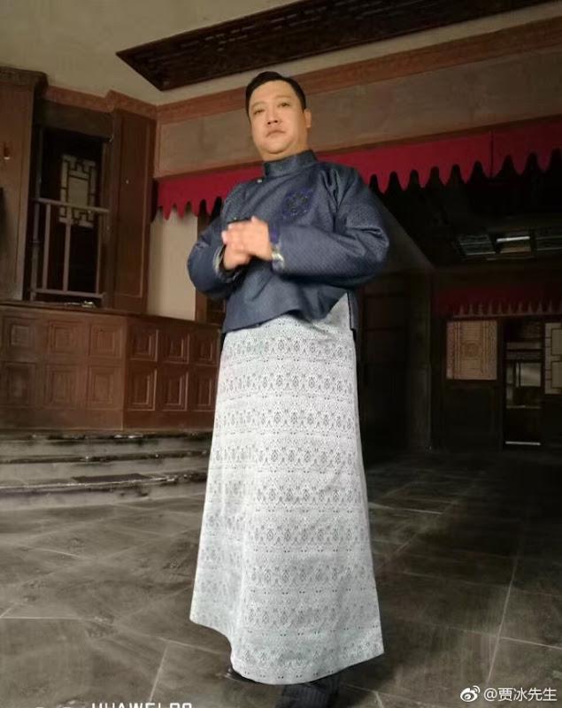 Jia Bing  Actor