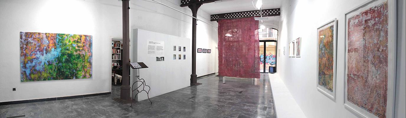 Les ferides del taller. Galería Antoni Pinyol. Premi Telax. 2014. Lluci Juan
