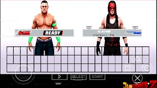 SAIUU!! NOVO WWE 2K 2019 (MOD) PARA CELULAR ANDROID PPSSPP