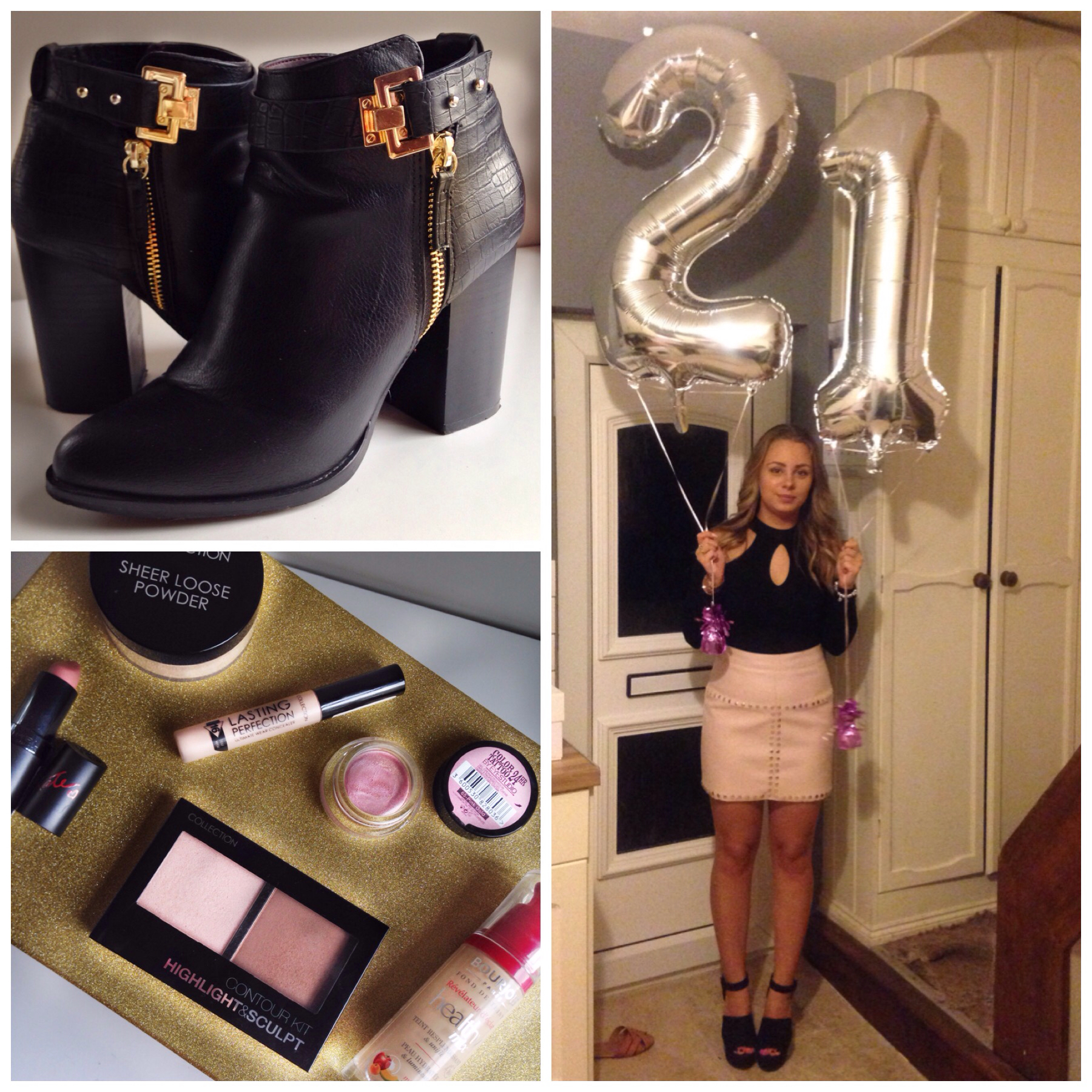 ABBYYELISE: 21st BIRTHDAY HAUL