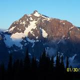 Jack Mountain at sunrise