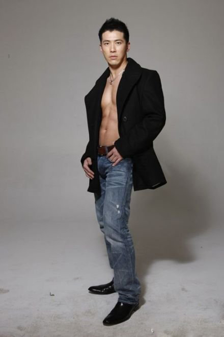 Eric Huang Shaoqi China Actor