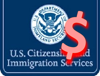 Fee increase by USCIS