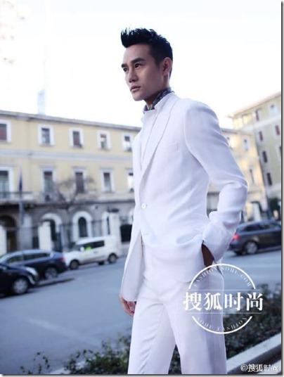 2016.01.16 Wang Kai X Milan Fashion Week AF16 X Ermenegildo Zegna 王凱 2016秋冬男裝週 X 傑尼亞 09