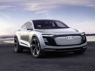 Audi's new concept electric SUV