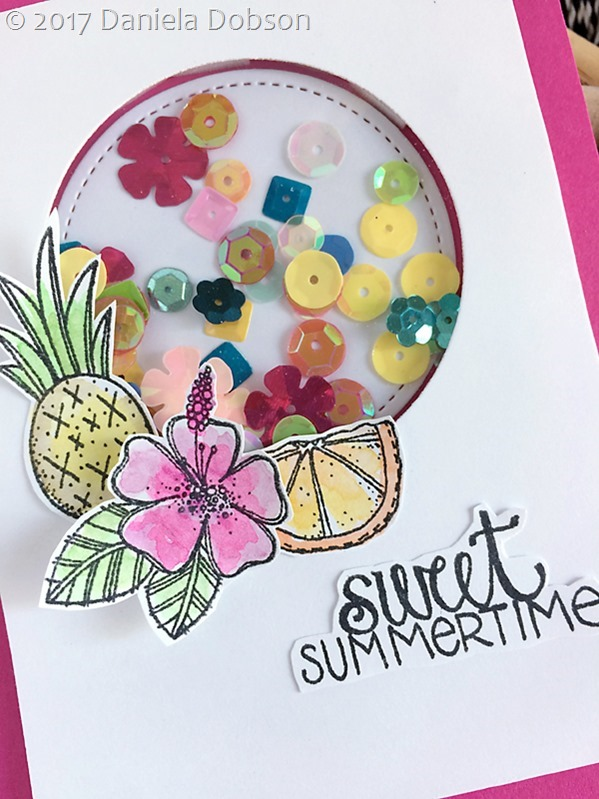 Sweet summertime close by Daniela Dobson
