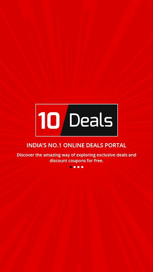 10Deals- screenshot