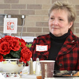 Orchard Lake Village Mayor Jackie Beach at the GWBHS 2014 Annual Meeting