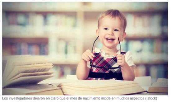 Septiembre: el mes en que nacen las personas más inteligentes y talentosas