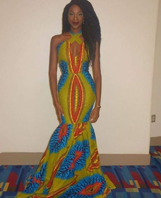 Latest African Dresses Styles Desgins For Woman 3