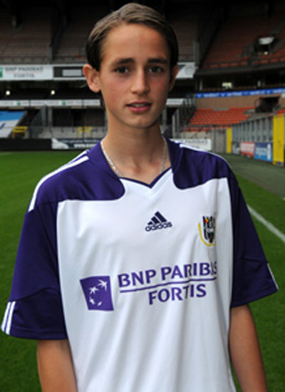 Adnan Januzaj Anderlecht, Man Utd new player