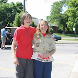 2009 Eagle Scout Projects