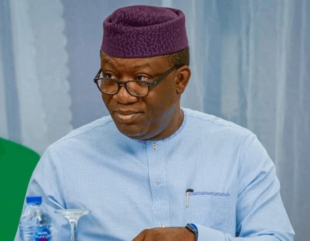 APC Suspends Gov. Fayemi For Anti-Party Activities