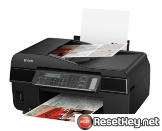 Reset Epson WorkForce 435 printer Waste Ink Pads Counter