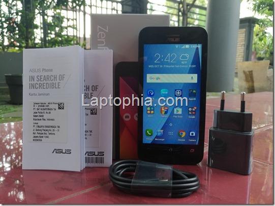 Paket Pembelian Asus Zenfone Go ZB450KL