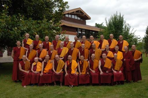 Nalanda Sangha, June 2011, France