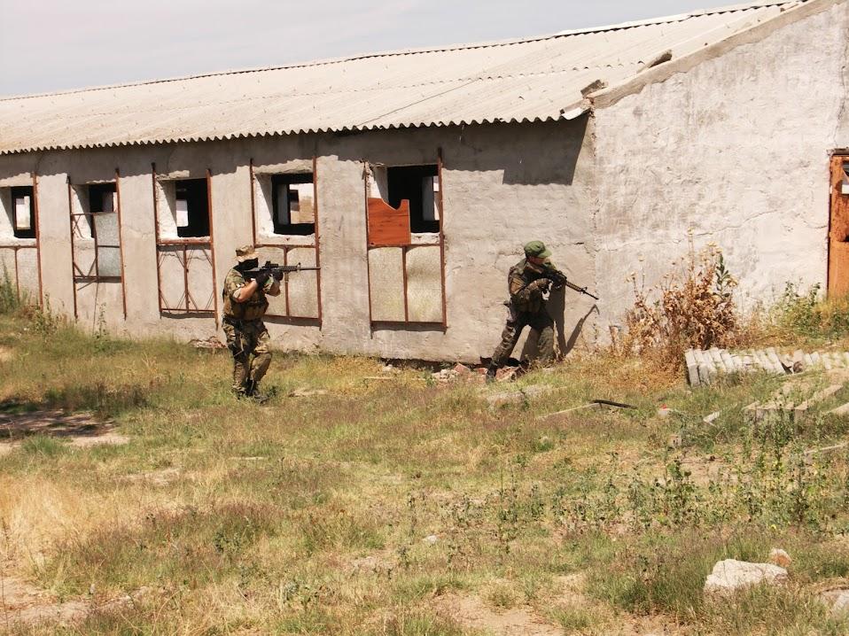 """Fotos de """"THE FINAL WAR"""". La Granja. 23-06-13 PICT0098"""