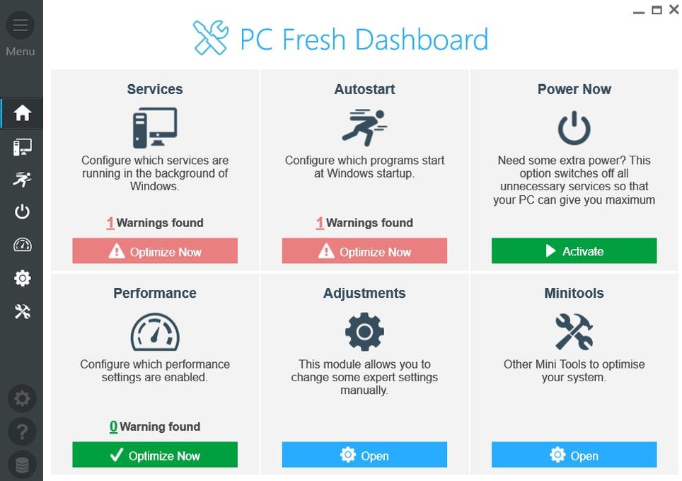 Abelssoft PC Fresh 2019 5.0 Build 9