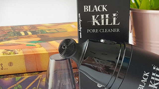 [Review] W.LAB Black Kill Pore Cleanser