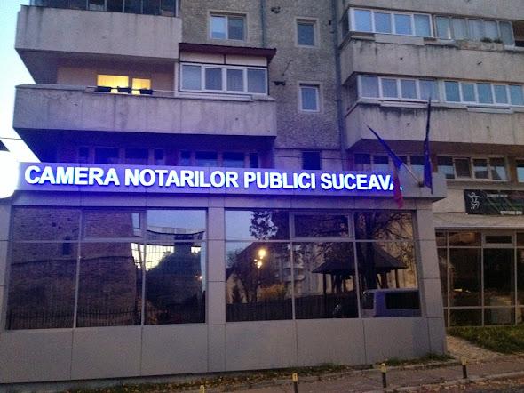 Camera Notarilor Publici Suceava