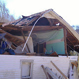 2008 February tornado damage in TN