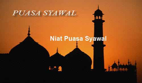 Melaksanakan ibadah puasa sunnah di bulan syawal ialah salah satu bab puasa sunat yan Bacaan Doa Dan Niat Puasa Sunnah 6 Enam Hari Di Bulan Syawal