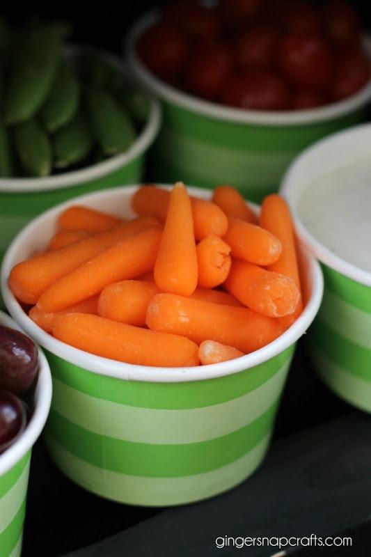 tailgate veggies