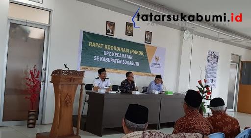 50 Milyar Target Baznas Kabupaten Sukabumi dari Hasil Zakat Tahun 2019