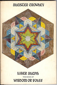 Cover of Aleister Crowley's Book The Equinox Vol III No VI Liber 111 vel Aleph