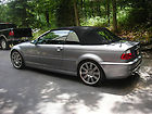 2006 BMW M3 Base Convertible 2-Door 3.2L