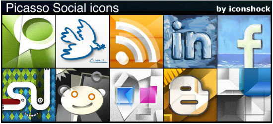 icons, social media icons, free icon sets