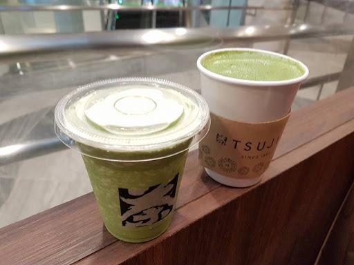 Omatcha Latte from Tsujiri at Centrepoint