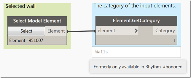 Element.GetCategory