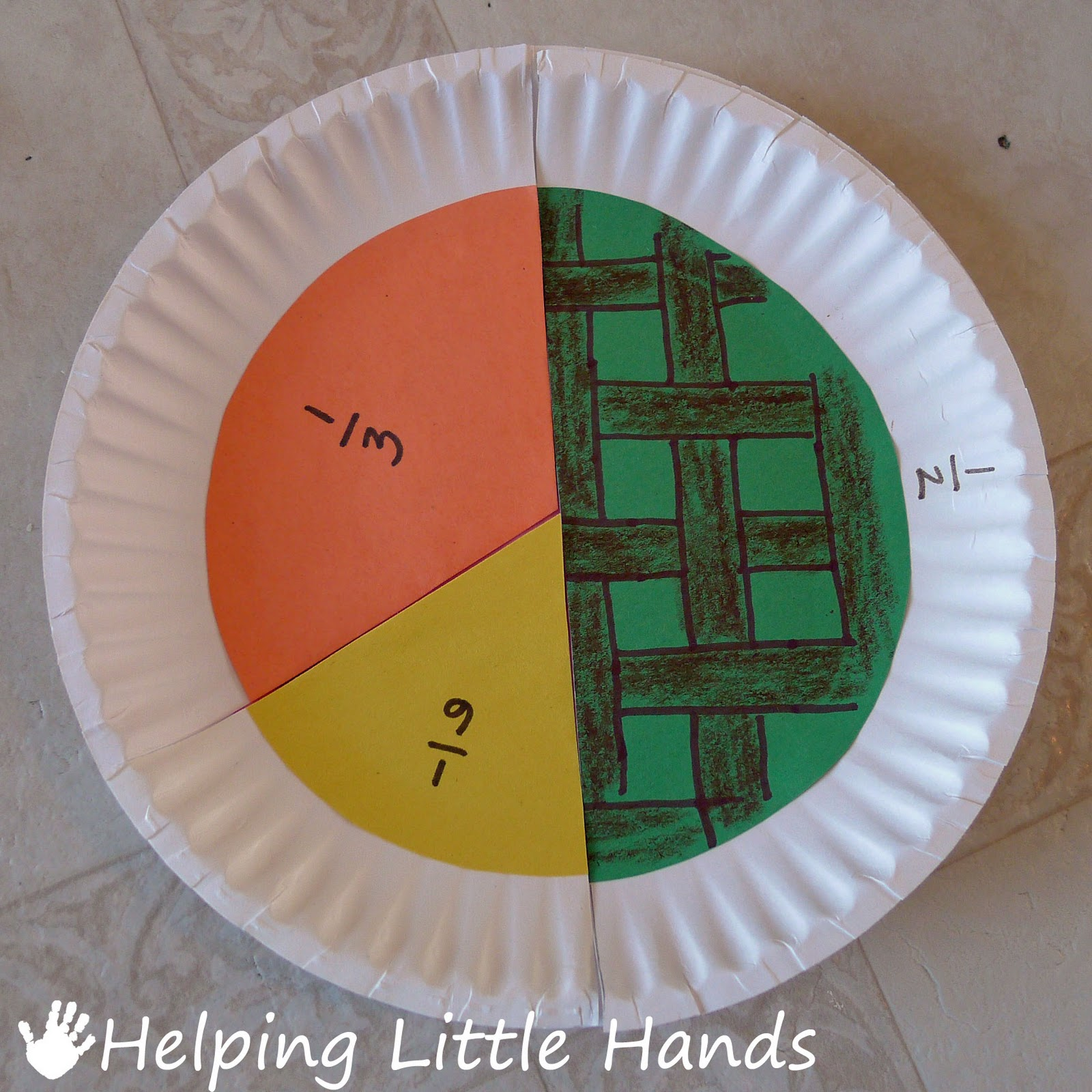 & Pieces by Polly: Kindergarten Pi-Day Activities