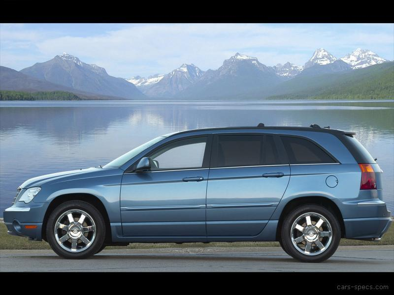 2008 chrysler pacifica wagon specifications pictures prices. Black Bedroom Furniture Sets. Home Design Ideas